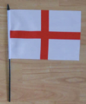 England Country Hand Flag - Medium.